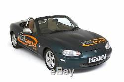 Mx5 Performance En Alliage D'aluminium De Radiateur 42mm De Base Mazda Mx5 Mk2 2.5 Nb 199805