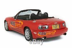 Mx5 Performance En Alliage D'aluminium Radiateur 50 MM De Base Mazda Mx5 Mk1 Na 19891998