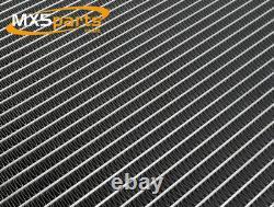 Mx5 Performance En Alliage D'aluminium Radiateur 50 MM De Base Mazda Mx5 Mk2 2.5 Nb 199805