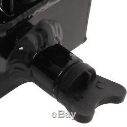 Noir 40mm Sport Radiateur Alliage Aluminium Rad Pour Subaru Impreza Wrx Bugeye