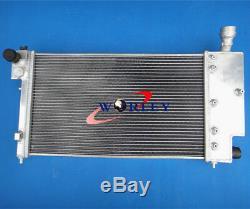 Peugeot 106 Gti Radiateur Aluminium & Double Ventilateur Rallye / Citroen Saxo / Vtr 1996-2001