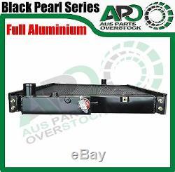 Plein Alliage Hd Radiateur Pour Mitsubishi Fuso Fk Fm / Sn Fighter Sm H 570mm De Base