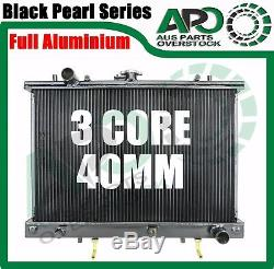 Plein Alliage Radiateur Pour Mitsubishi Triton Mk 2.4l Petol / 2.8l Diesel 10 / 96-6 / 06
