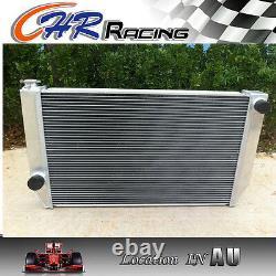 Pour 56mm Ford Falcon V8 6cyl XC XD Xe Xe Radiateur En Alliage D'aluminium