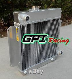 Pour Bmw E10 2002/1802/1602/1600/1502 Tii / Turbo Au Radiateur En Alliage