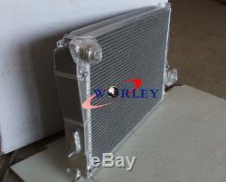 Pour Bmw E46 M3 323 325 328 330 97-00 Radiateur En Alliage D'aluminium