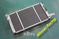 Pour Citroen Bx Gti 1.9i 16v 1988-1994 Radiateur En Aluminium 1991 1992 1993