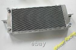 Pour Ford Escort Rs 2000 Cosworth /sierra Rs500 2.0 Radiateur En Aluminium 16v 70mm