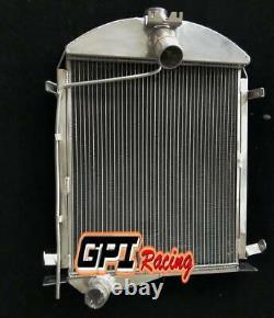 Pour Ford Modèle A 1928-1929 1928 1929 Radiateur En Alliage D'aluminium