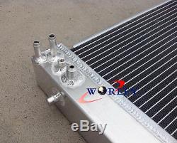 Pour Holden Commodore Hsv Vt VX V8 Ls1 Gen3 Radiateur En Alliage