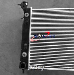 Pour Holden Commodore Vy V6 3.8l Radiateur En Aluminium Auto / Manuel Alliage De Base 02-04