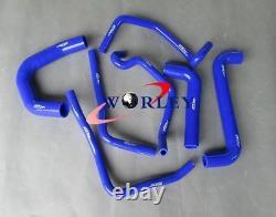 Pour Holden Commodore Vy V8 5.7 Ls1 2002-2004 Radiateur Et Tuyau En Aluminium Blue