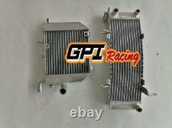 Pour Honda Vfr400r Vfr 400 R Nc30 1989-1992 1991 Radiateur D'alliage D'aluminium + Hose