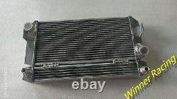 Pour Lotus 23 Et 23b 1962-1965 Radiateur En Aluminium Personnalisé Et Refroidisseur D'huile