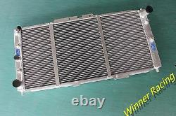 Pour Mazda Mx3/mx-3 1.8l 24v K8 1991-1998 Aluminium Alloy Radiator High Flow M/t