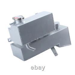 Pour Nissan Patrol Gu Y61 Rd28 2.8 Alloy Radiator Overflow Coolant Expansion Tank