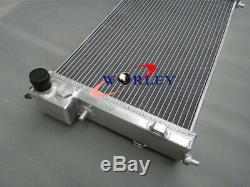 Pour Peugeot 106 Gti & Rallye / Citroen Saxo / Vtr Vts Radiateur En Aluminium + Fan