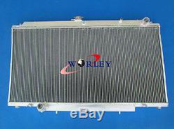 Pour Radiateur Alliage Aluminium Nissan Patrol Gu Safari Y61 Mt
