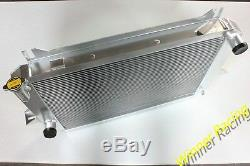 Pour Radiateur Aluminum Nissan Patrol Station Wagon W160 / Hardtop K160 Sd33 Diesel