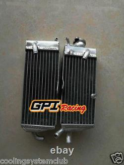 Pour Radiateur En Alliage D'aluminium Honda Crm 250 Crm250 Mk3
