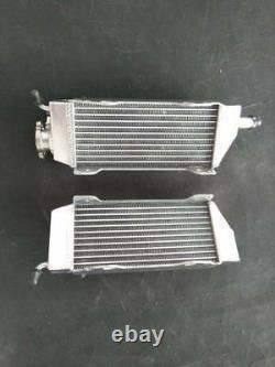 Pour Suzuki Rmx250 S 1998-2004 1999 2000 2001 2002 Radiateur En Alliage D'aluminium