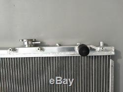 Pour Toute Nouvelle Mazda Miata Mx5 1999-2005 Mt Radiateur En Aluminium 52 MM
