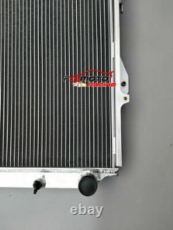 Pour Toyota 4runner Hilux Surf Kzn185 3.0l Diesel 1996-2002 Mt Radiateur En Aluminium