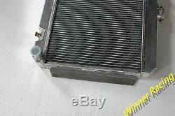 Pour Triumph 2000 Mk2 2500tc / S 2.5 S Pi 1969-1977 En Alliage D'aluminium De Radiateur