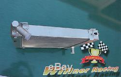 Pour Triumph Stag 3.0 V8 Mk2 Mt 1972-1977 1973 1974 Radiateur En Aluminium À 2 Rangées 56mm