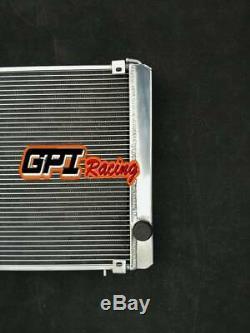 Pour Triumph Stag V8 3.0 Mt 1972-1977 Mk2 1973 1974 Radiateur En Aluminium 62mm Core