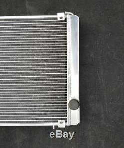 Pour Triumph Stag V8 3.0 Mt Mk2 1972-1977 1973 1974 1975 Radiateur En Aluminium 62mm