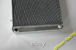 Pour Triumph Tr7 Tr 7 2.0l 1998cc Manual 19751979 Aluminium Alloy Radiator 1978