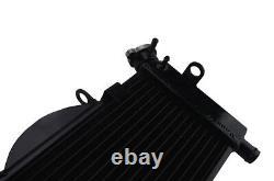 Pour Yamaha Tdm900 Tdm 900 Alliage Aluminium Radiateur De Course De Haute Qualité 2002-2007