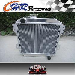 Racing Alliage Radiateur Ford Capri Rs / Escort Mk1 Superspeed Essex V6 2,6 / 3l