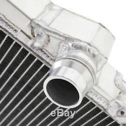 Rad Radiateur De Sport D'alliage D'aluminium De Direnza 42mm Pour La Série Bmw 3 E46 M3 98-06