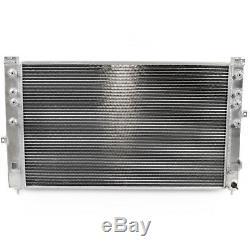 Rad Radiateur En Alliage A Haut Debit De 40mm Pour Audi A4 B5 8d5 2.4 2.6