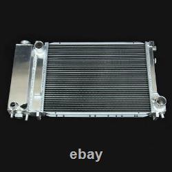 Radateur Radiateur Aluminique Race Alloy Pour Bmw 3 5 Série E30 E36 E34 318i 320i 325i