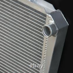 Radiateur 40mm Aluminium Race Rad Fit Rover Mg Tf 115 120 135 160 1.6 1.8 At 02