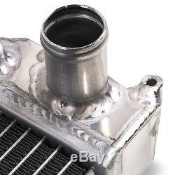 Radiateur À Rayonnement Double 40 MM Fiat Punto Gt 1.4 Turbo 94+ En Alliage D'aluminium