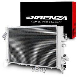 Radiateur Alliage Direnza 40mm Pour Opel Astra H 1.3 Cdti 2.0 16v Turbo Vxr