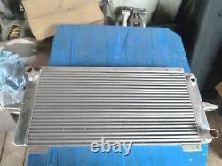 Radiateur Aluminique De Race Alloyer De 50 MM Pour La Cosworth Rs500 De La Ford Rs Sierra