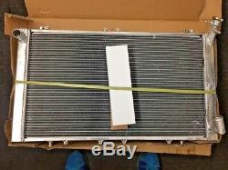 Radiateur Aluminium Nissan Gq Y60 Y61 Patrol Tb42s Tb42e 4.2 Alliage De Base 56mm