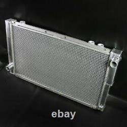 Radiateur Aluminium Pour Subaru Impreza Wrx Sti Gc8 2.0 Turbo Ej20 92-00 Mt Gc