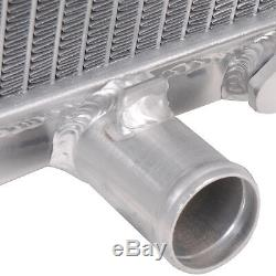 Radiateur Aluminium Twin Core Sport 42 MM Pour Lexus Is 200 Is200 Gxe10 2.0 99-05