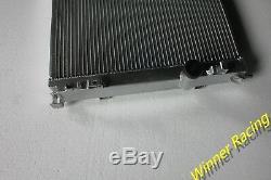 Radiateur Convient Dodge Charger / Challengerchrysler 300c / Srt-8 LX / LD 2005- Aluminium