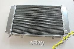 Radiateur Convient Porsche 928 V8 78-82 Gt / S / S2 / S4 / Cs / Se With1 Refroidisseur D'huile 1986-1989