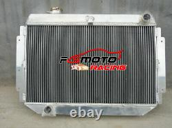 Radiateur D'alliage 3 Row Pour Hq Hj Hx Hz 253 308 V8 Torana Moteur Holden Mt
