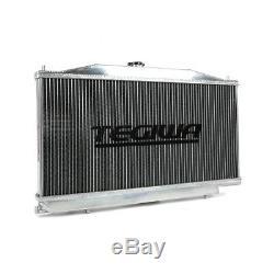 Radiateur D'alliage D'aluminium De Tegiwa Pour Honda CIVIC Crx Ef Vtec 88-91