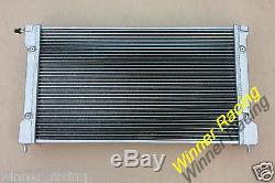 Radiateur D'alliage D'aluminium De VMM Golf Mk1 / 2 Gti / Scirocco 1,6 1,8 1,8 Mt De Vw