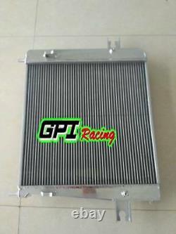 Radiateur D'alliage D'aluminium Pour Jeep Liberty Kj 3.7l V6 A/t 2002-2006 2005 2004 2003